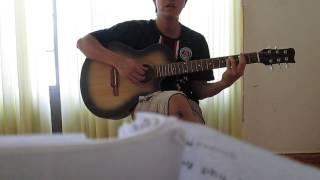 KHÚC YÊU THƯƠNG - Guitar cover TDK