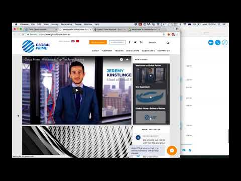 Forex Trading 1 with Warren Black