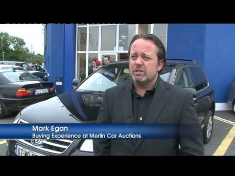 Buying A Car At Auction Experience - Merlin Car Auctions