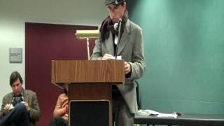 Carlos Pintado en West Kendall Regional Library