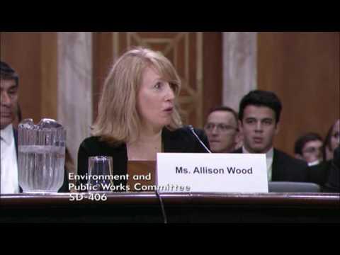 Sen. Dan Sullivan (R-AK) at a Senate Environment & Public Works Hearing - June 9, 2016