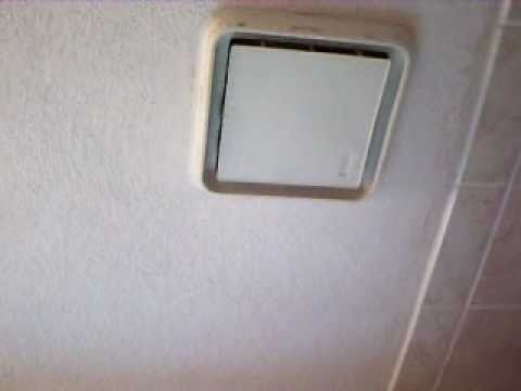 Broken Broan Bathroom Vent Fan YouTube