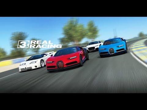 Real Racing 3 IOS SaveGame