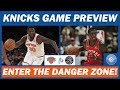 New York Knicks at Toronto Raptors | Game Preview | NYK  Enter the Danger Zone!