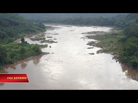 Thách thức trên dòng Mekong vì tham vọng của Trung Quốc (VOA)