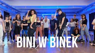 AMINUX - Bini W Binek   Dance Choreography