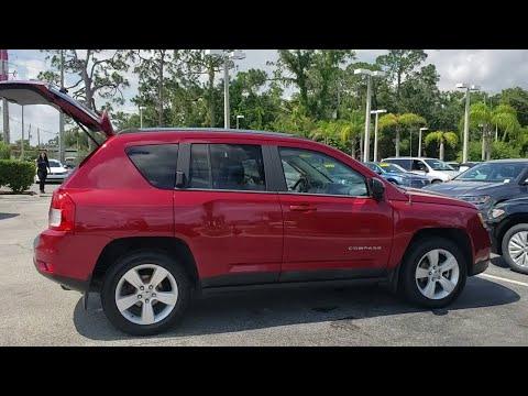 2011 Jeep Compass Orlando, Sanford, Kissimme, Clermont, Winter Park, FL 19581A