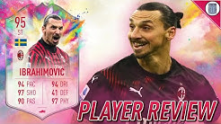 95 SUMMER HEAT IBRAHIMOVIC PLAYER REVIEW! GAMEPLAY OBJECTIVE - FIFA 20 ULTIMATE TEAM