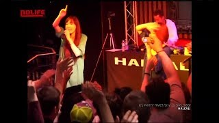 HALCALI - It's PARTY TIME! (LIVE at QIN, Paris France) (2008) ©Epic...