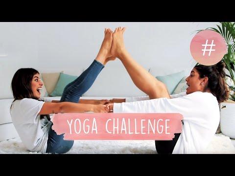 YOGA CHALLENGE -