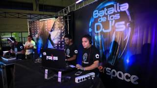 La Batalla De Djs Desde Chinandega Highlights