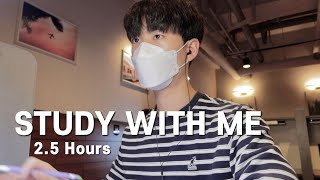 [Korean student Study with me]…