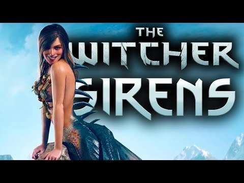 What Are Sirens?  - Witcher Lore - Witcher Mythology - Witcher 3 lore - Witcher Monster Lore thumbnail