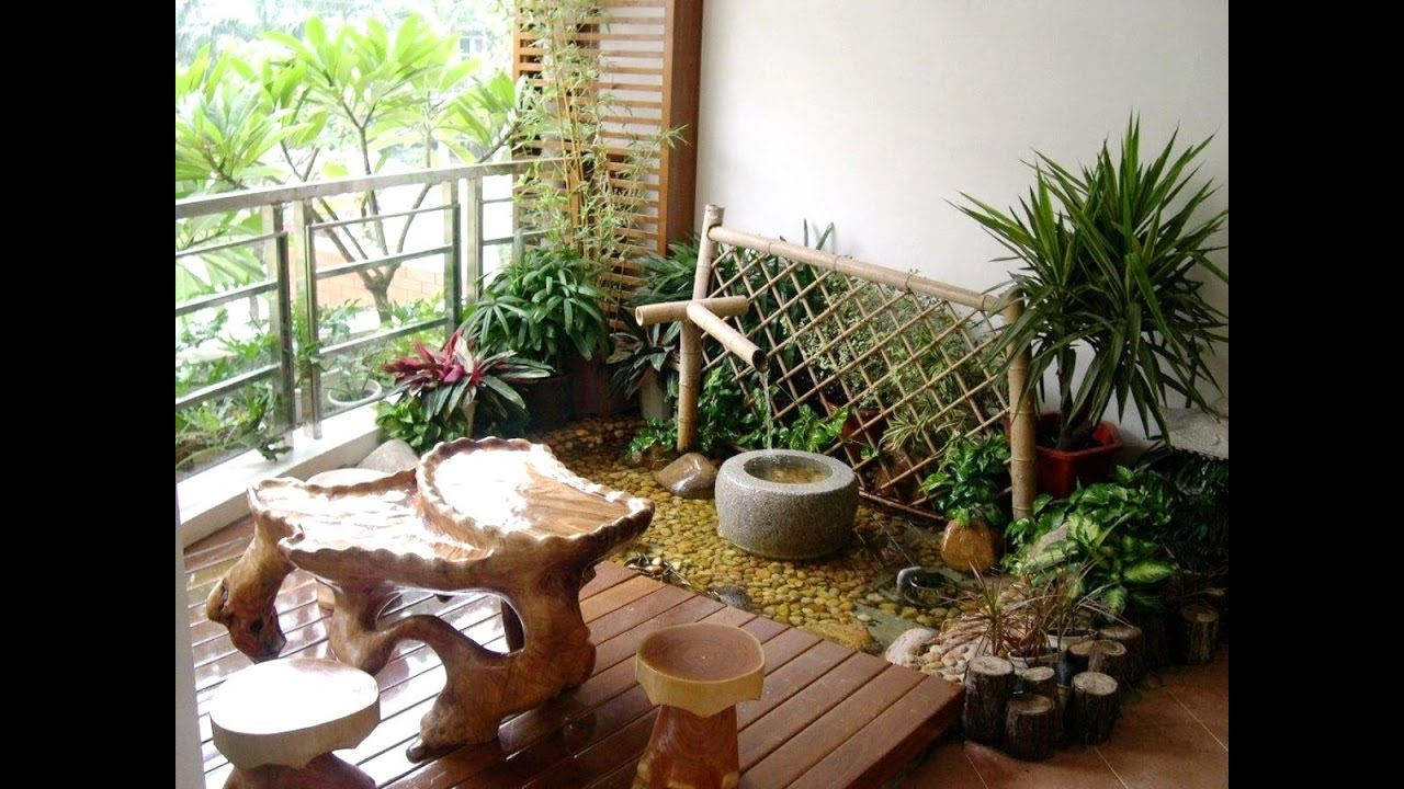 Terrace garden ideas youtube for Terrace garden ideas