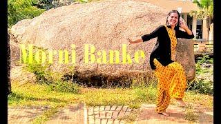 Morni Banke | Badhaai Ho | Soumya Syal | Dance Choreography