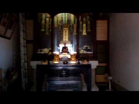 開元寺 釋迦牟尼佛 (二級古蹟) monastery temple tour Worship