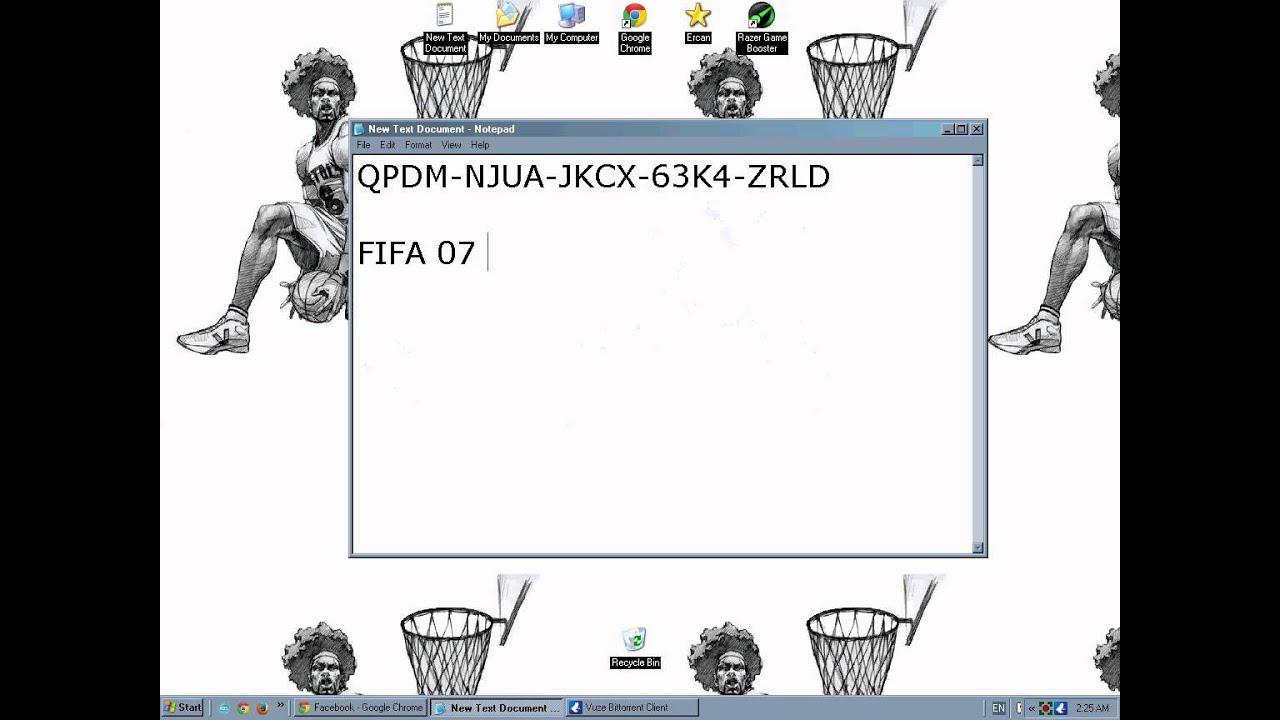 Fifa 07 crack (download torrent) - TPB