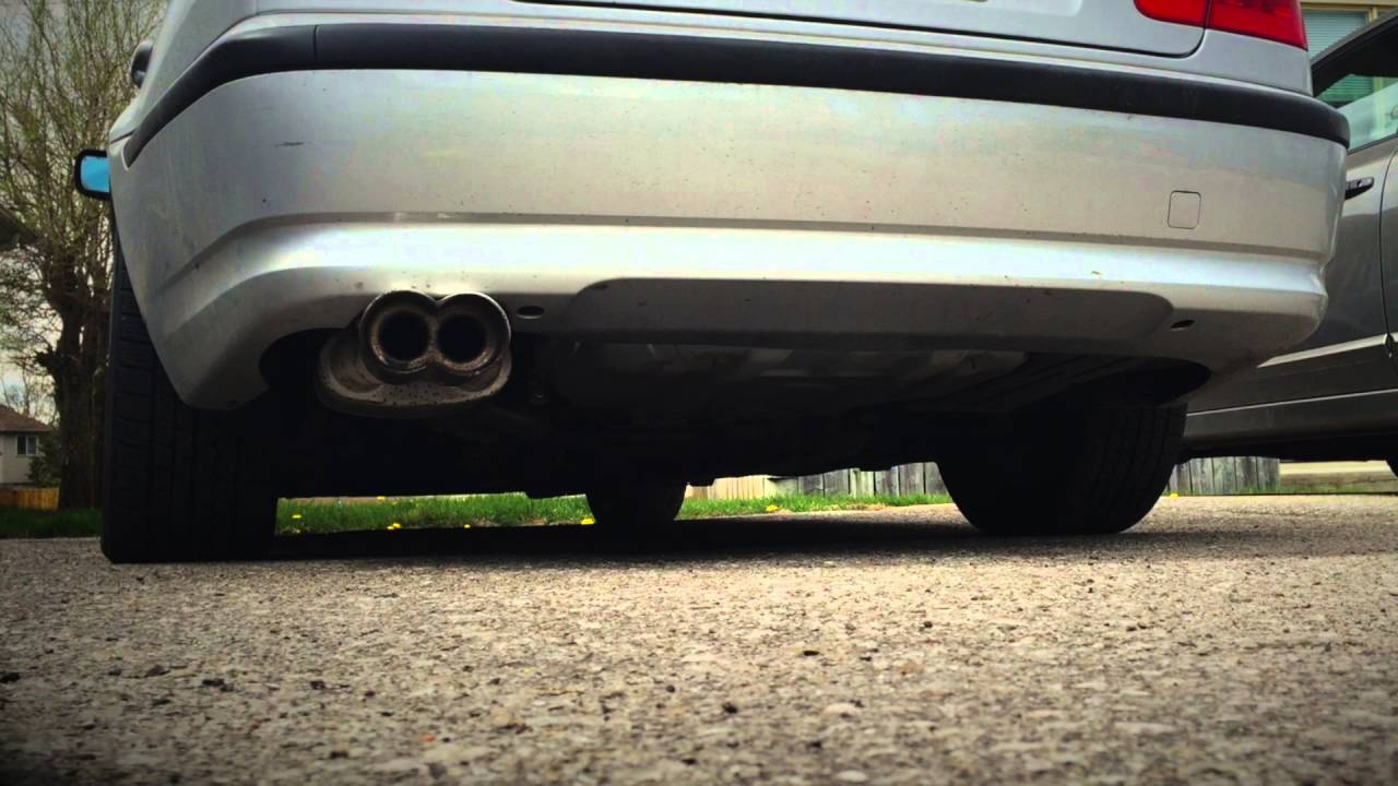 HONEST muffler delete opinion (not good) - E46Fanatics