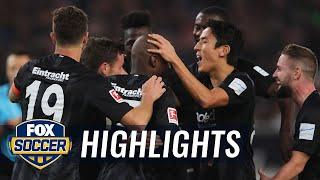 VfB Stuttgart vs. Eintracht Frankfurt | 2018-19 Bundesliga Highlights
