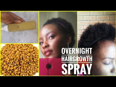 You won't believe what THESE TWO INGREDIENTS did to my natural hair| Your hair will grow like crazy