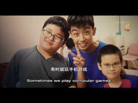 十年前,印尼男孩Aldo一路哭着来到新加坡念