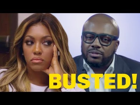 Porsha HACKS Dennis' Phone & Finds Pictures Proving He Cheated On Her!  (Allegedly)