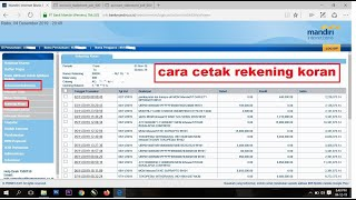 Edit Rekening Koran Mandiri Cute766