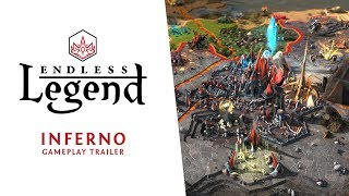 Endless Legend - Inferno - Gameplay Trailer