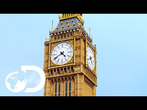 The Mechanical Genius of Big Ben | Blowing Up History