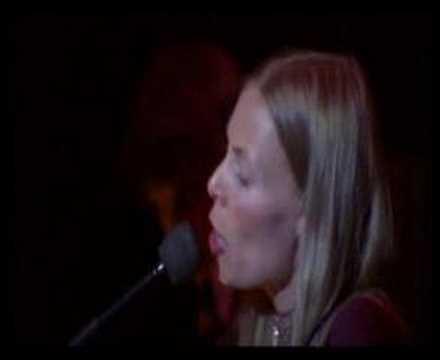 Joni Mitchell-Coyote (The Last Waltz)