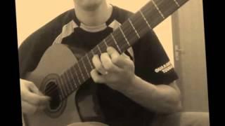 Recuerdos de la Alhambra (Memories of the Alhambra) - guitar practise