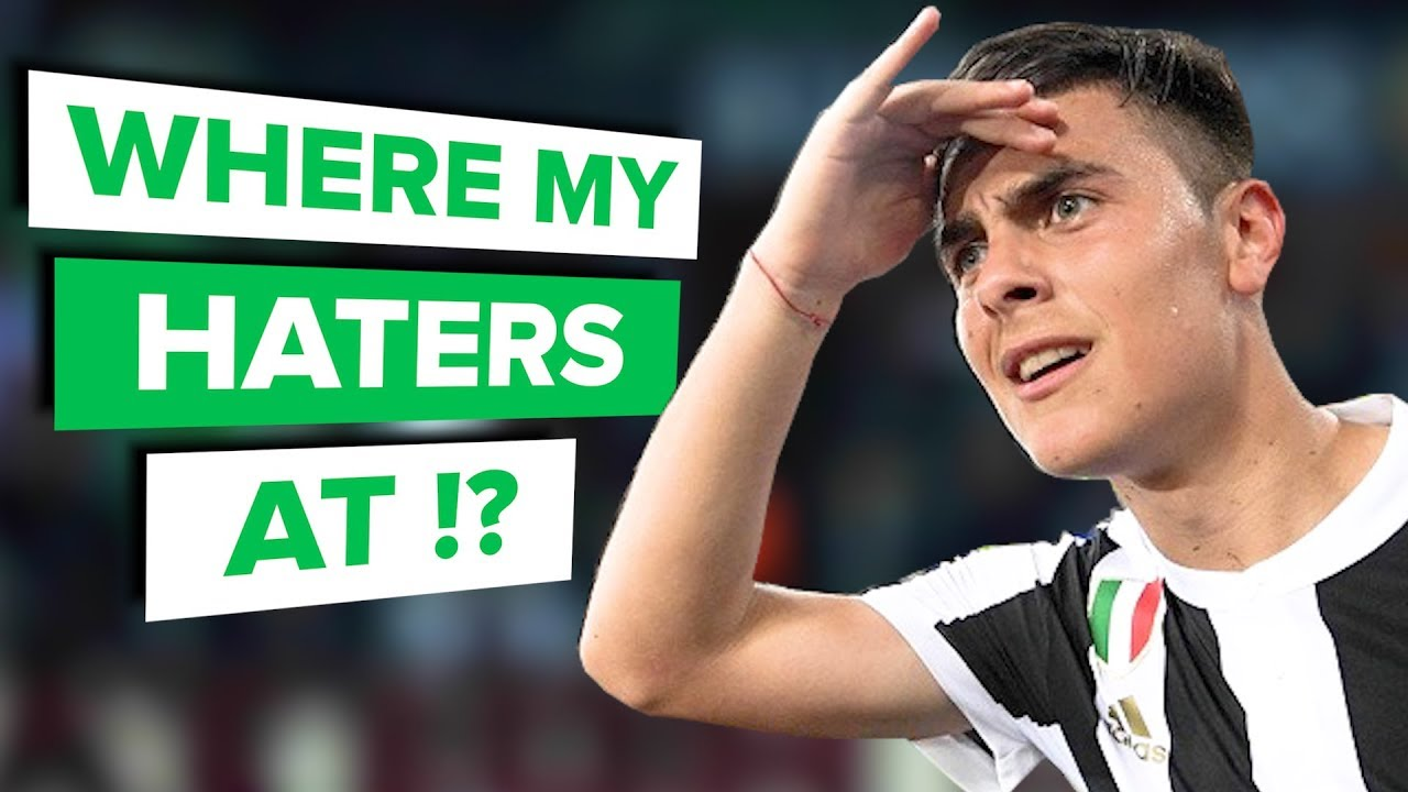 0f87c5498488 I SHUT THEM UP WITH GOALS | Paulo Dybala on haters - YouTube