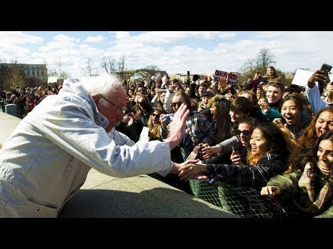 Bernie Sanders: The Beatles Of Politics