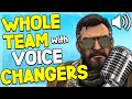 THE CS:GO VOICE CHANGER EXPERIENCE