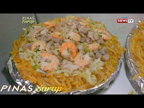 Pinas Sarap: Ang panalong recipe ng Nanay's Pancit Malabon