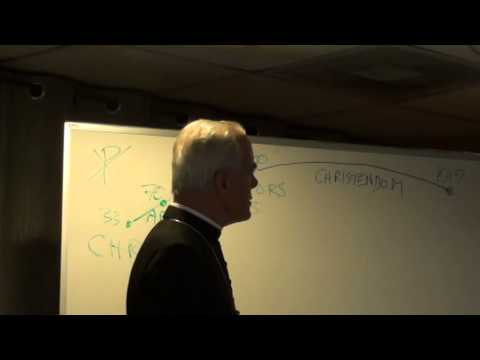 Bishop Williamson Conference St Paul MN Part 1