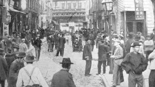 Chinatown NYC Historical Photography