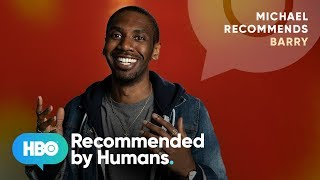 Recommended by Humans: Barry | HBO