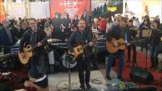 Hex - Keď sme sami (neohlásený koncert v Starej tržnici, 24.10.2015)
