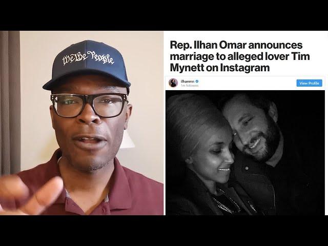 Ilhan Omar MARRIES Tim Mynett, Third Husband In THREE YEARS!