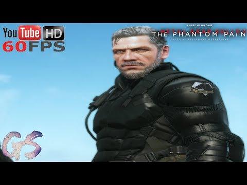 Solidus Snake MOD I Metal Gear Solid V: The Phantom Pain  