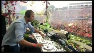 Afrojack TomorrowLand 2012 full Set