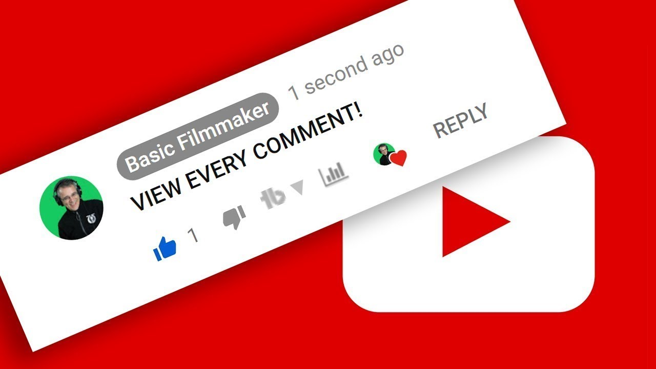How To View EVERY Comment You've Ever Made on YouTube - YouTube