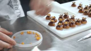 Valrhona 2015 Chocolate Chief Competition (C3)