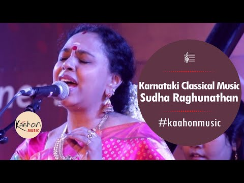 #KaahonMusic -Sur Festival 2016 | Episode 4 | Sudha Raghunathan | Karnataki Music