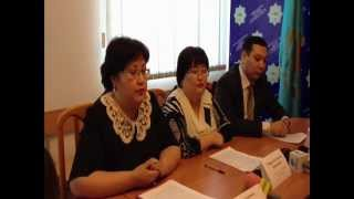 Гульдана Адыханова рассказывает о перемене фамилии