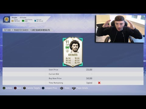 FIFA 19  MIN PRICE PRIME ICON 😱 2 MILLION COINS UNDER 🔥 SNIPING REACTIONS EP6
