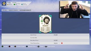 FIFA 19 | MIN PRICE PRIME ICON 😱 2 MILLION COINS UNDER 🔥 SNIPING REACTIONS EP6
