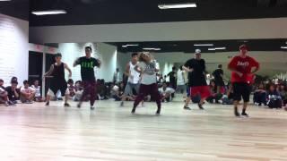 Chachi Gonzales - Feat. Brian Puspos & Jawn Ha at Hi Def Academy LV Workshop