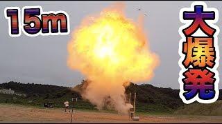 【1秒クッキング】爆弾でエビフライ揚げてみた